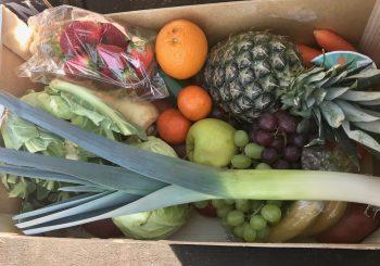 Martin Bryers – Vegetable Box