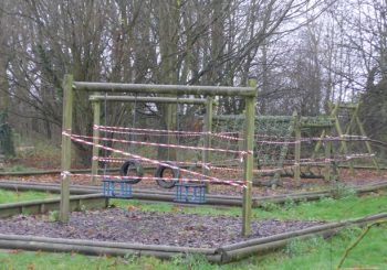 Closure of the Children's Play Area – Ridlington Playing Fields