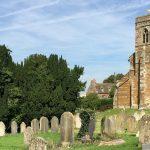 St Mary Magdalene & St Andrew in Ridlington