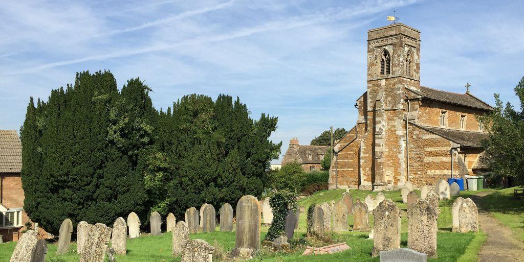Ridlington Church. St Mary and Magdalene Rutland