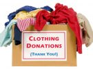 PETERBOROUGH HOMELESS DONATIONS