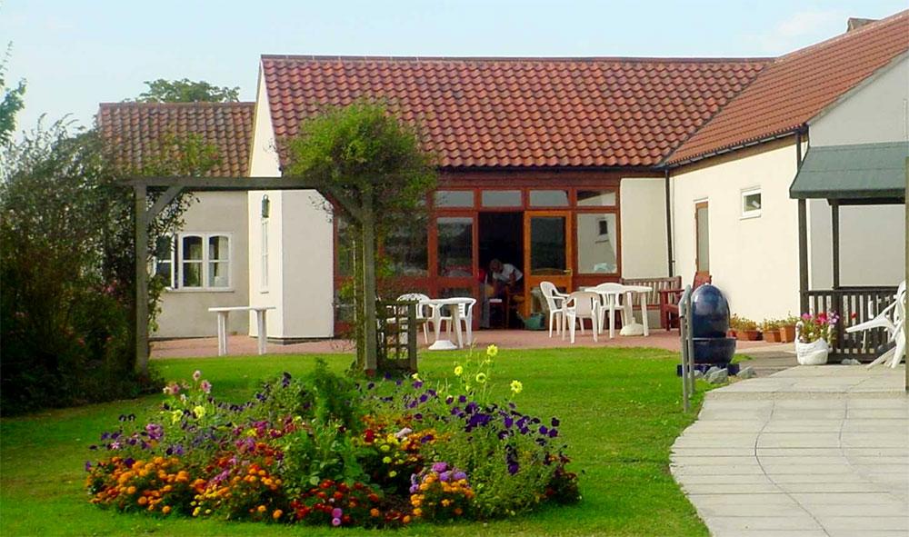 Dove Cottage Hospice, Ridlington